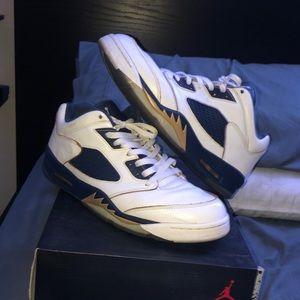 Jordan Shoes - jordan 5 low 'dunk from above'
